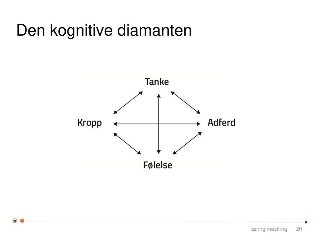 Den kognitive diamanten