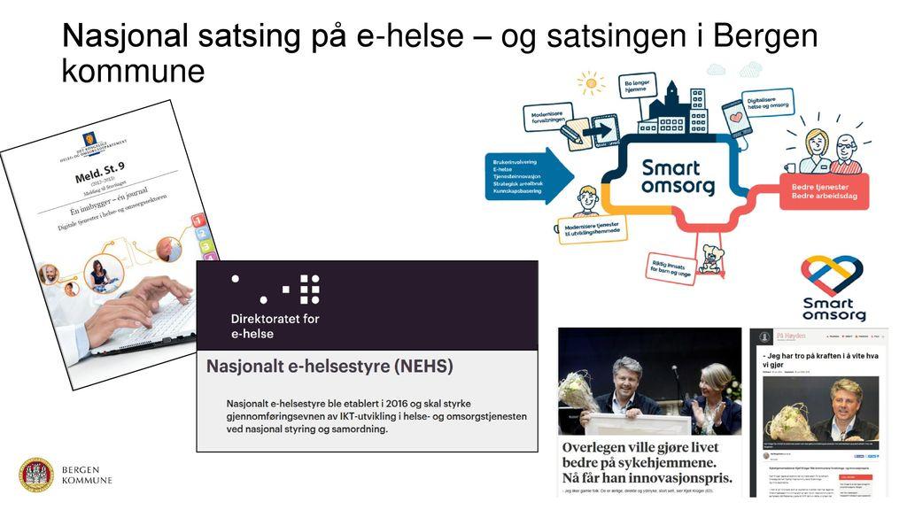 smart omsorg bergen kommune