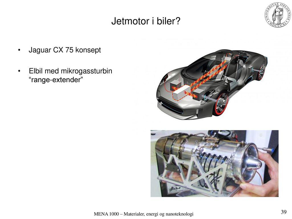 komponentene i avgassrensing fra bil
