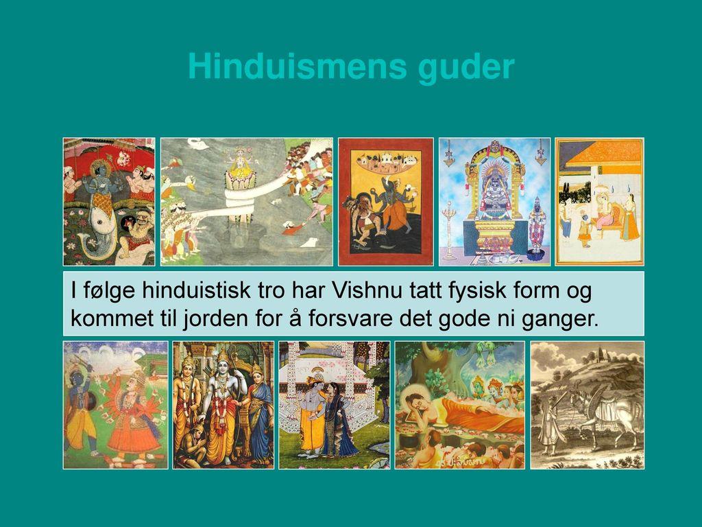 hinduistiske guder skole