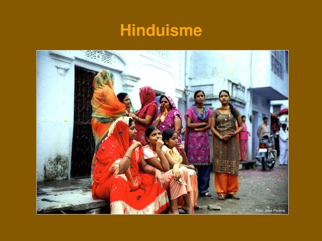 Hinduisme Foto: Jose Pereira