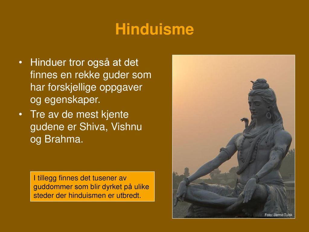 viktige regler i hinduismen