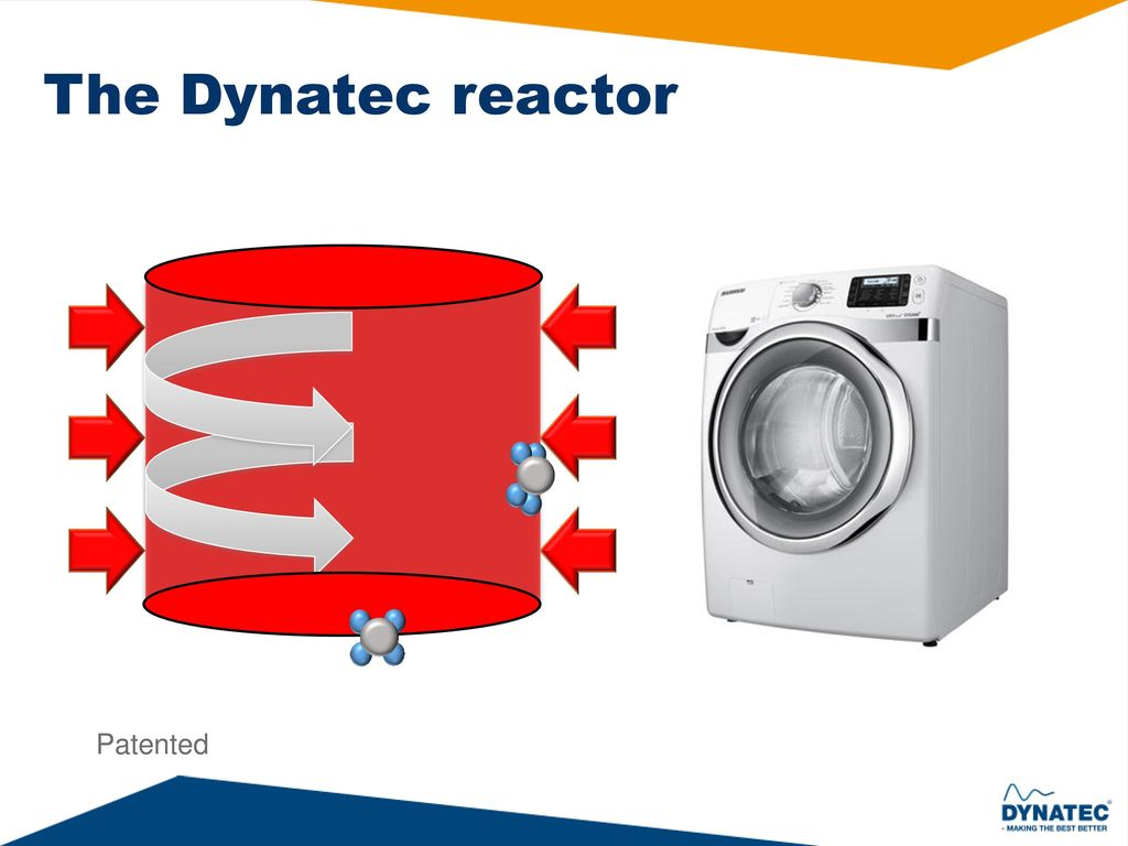 The Dynatec reactor Patented