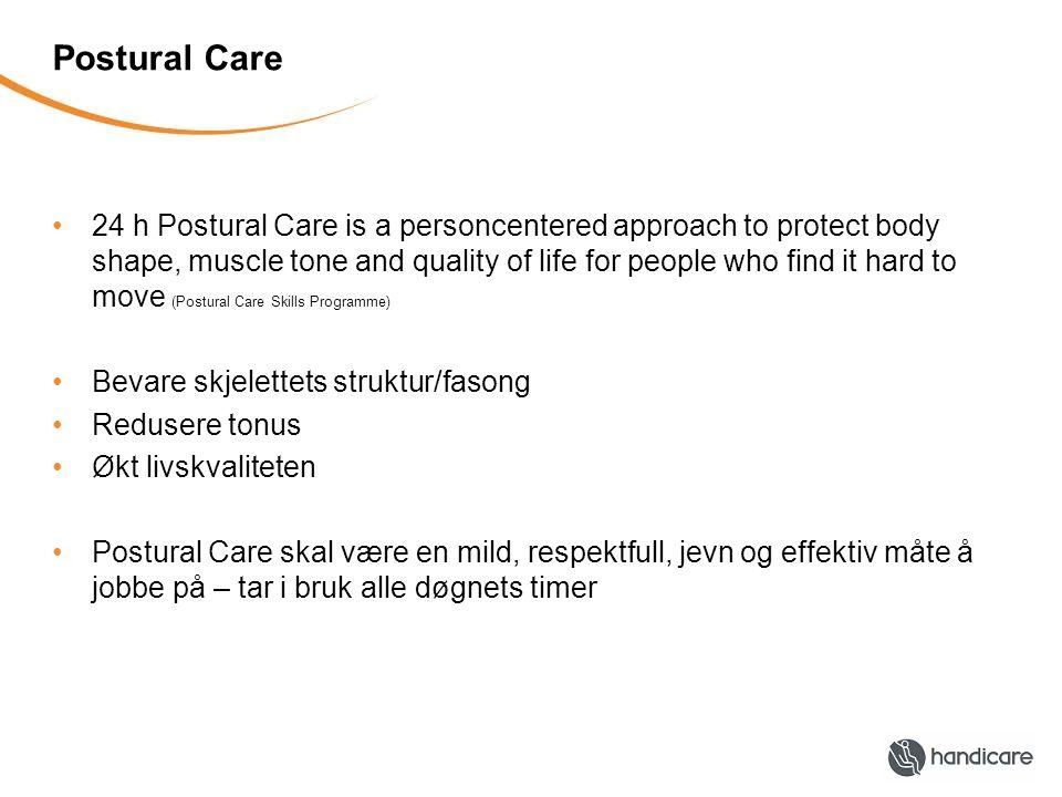 Postural Care