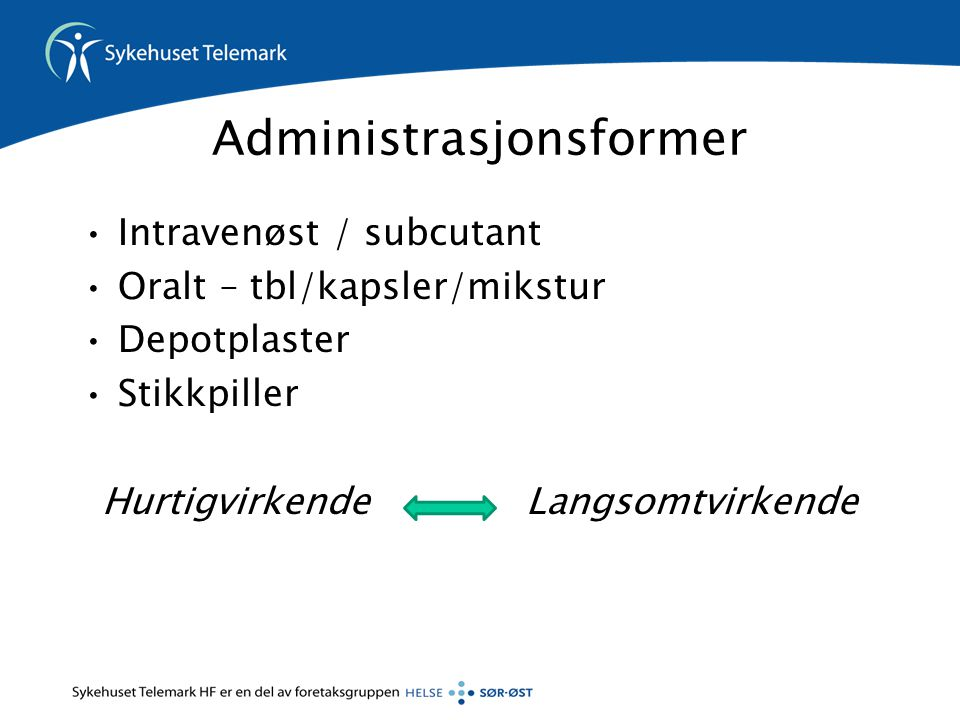 Administrasjonsformer