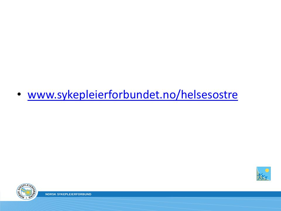 www.sykepleierforbundet.no/helsesostre