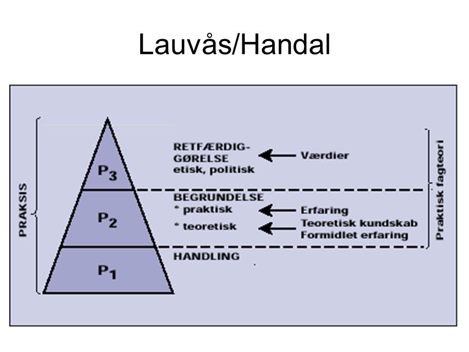 Lauvås/Handal