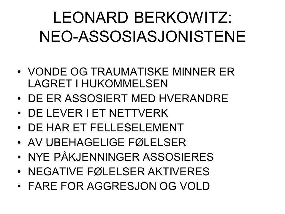 LEONARD BERKOWITZ: NEO-ASSOSIASJONISTENE