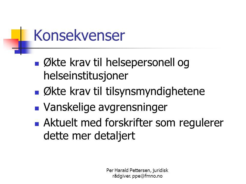 Per Harald Pettersen, juridisk rådgiver. ppe@fmno.no