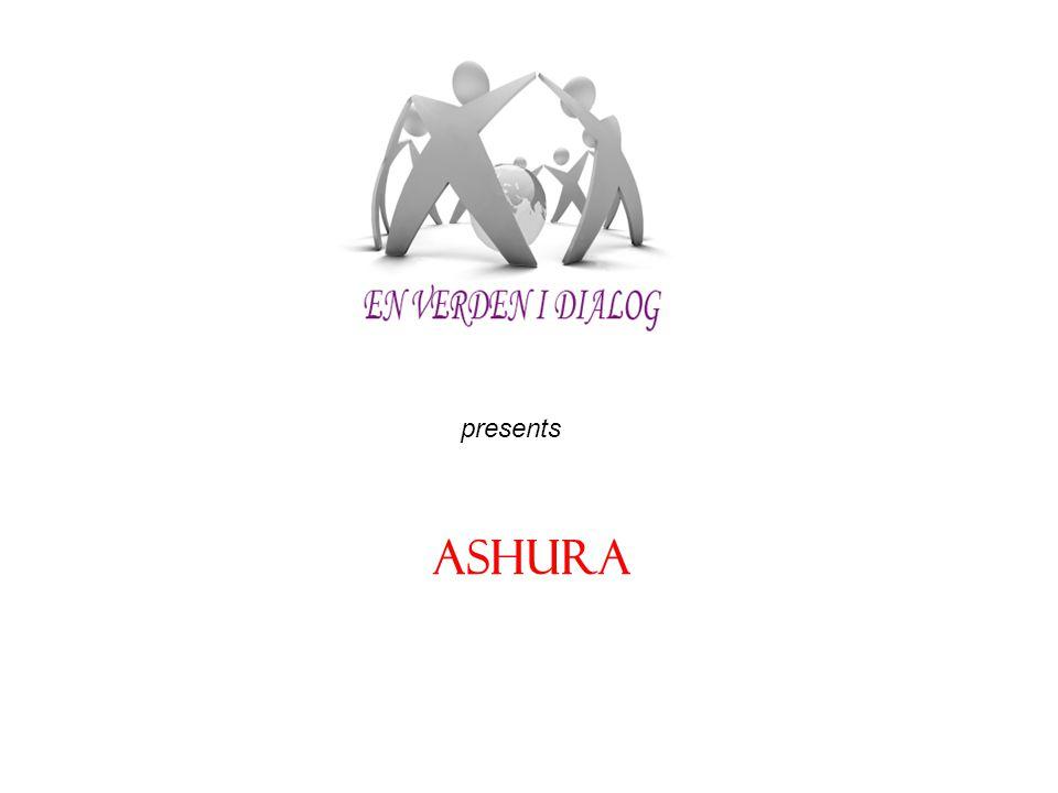 presents Ashura