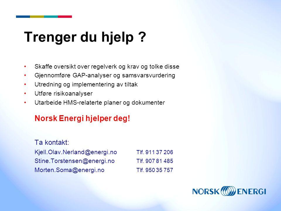 Trenger du hjelp Ta kontakt:
