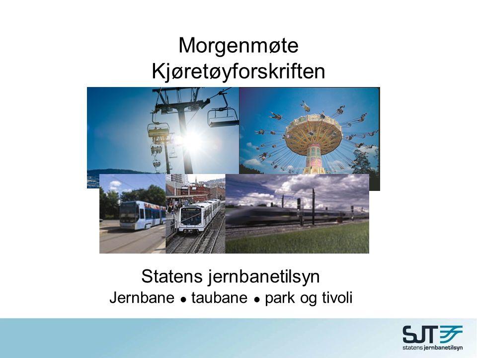 Morgenmøte Kjøretøyforskriften