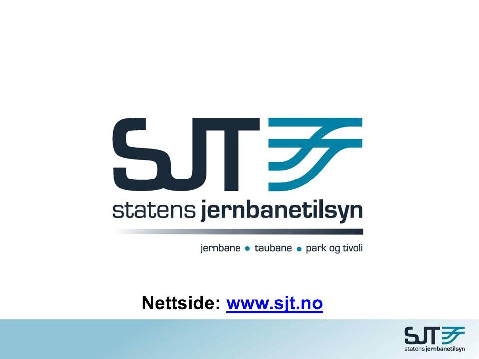 Nettside: www.sjt.no