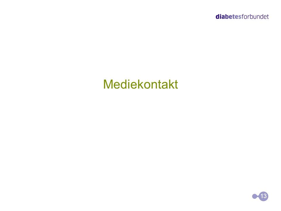Mediekontakt
