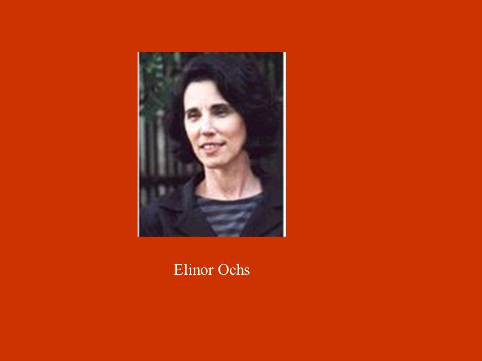 Elinor Ochs