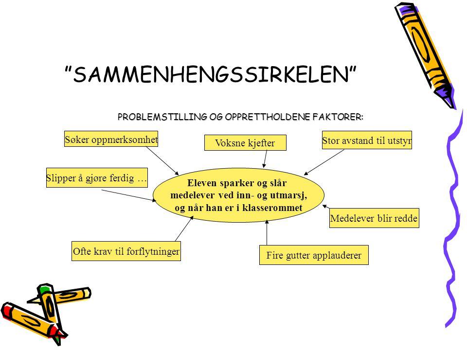SAMMENHENGSSIRKELEN