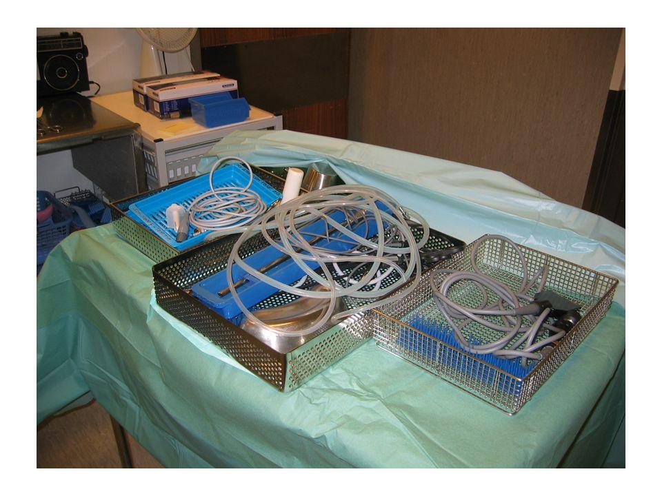 Sterilisering i helsetjenesten