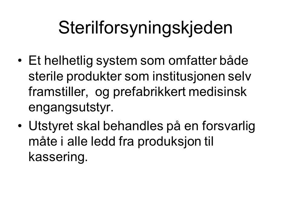 Sterilforsyningskjeden