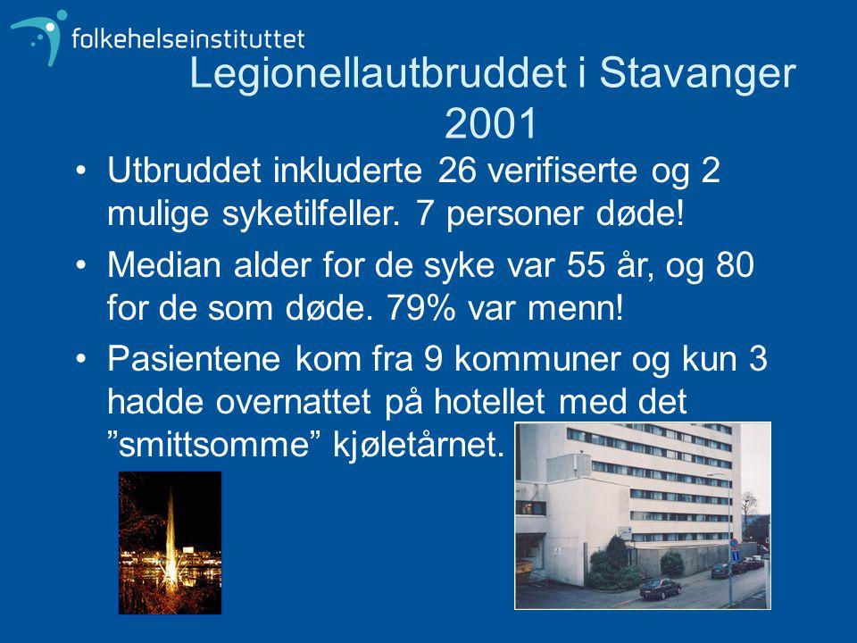 Legionellautbruddet i Stavanger 2001