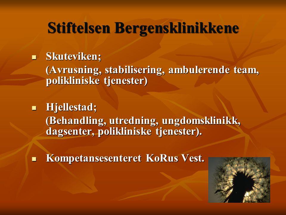 Stiftelsen Bergensklinikkene