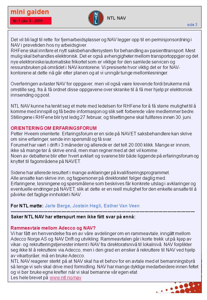 mini gaiden side 3 Nr.1 uke 4 - 2009.