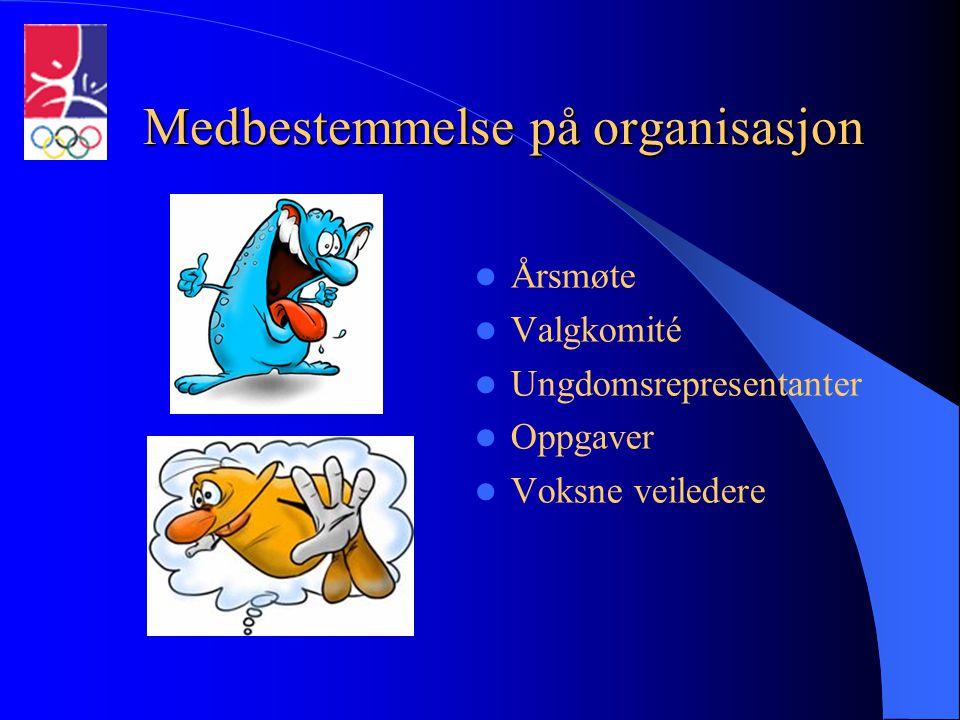 Medbestemmelse på organisasjon