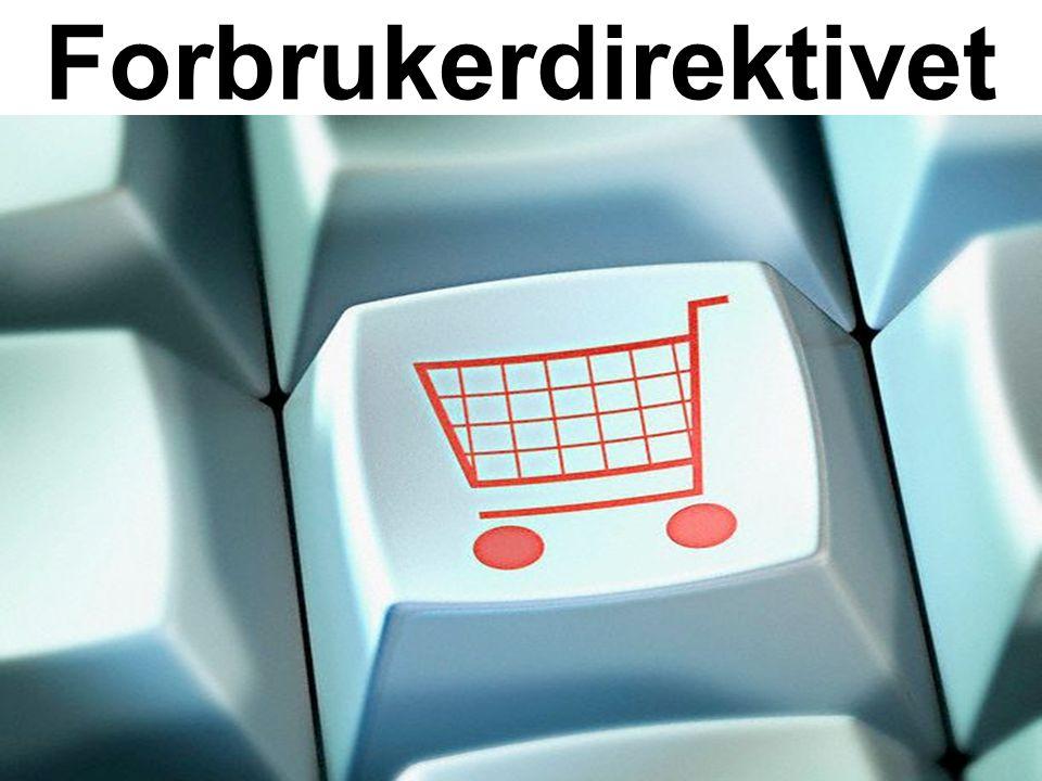 Forbrukerdirektivet 8