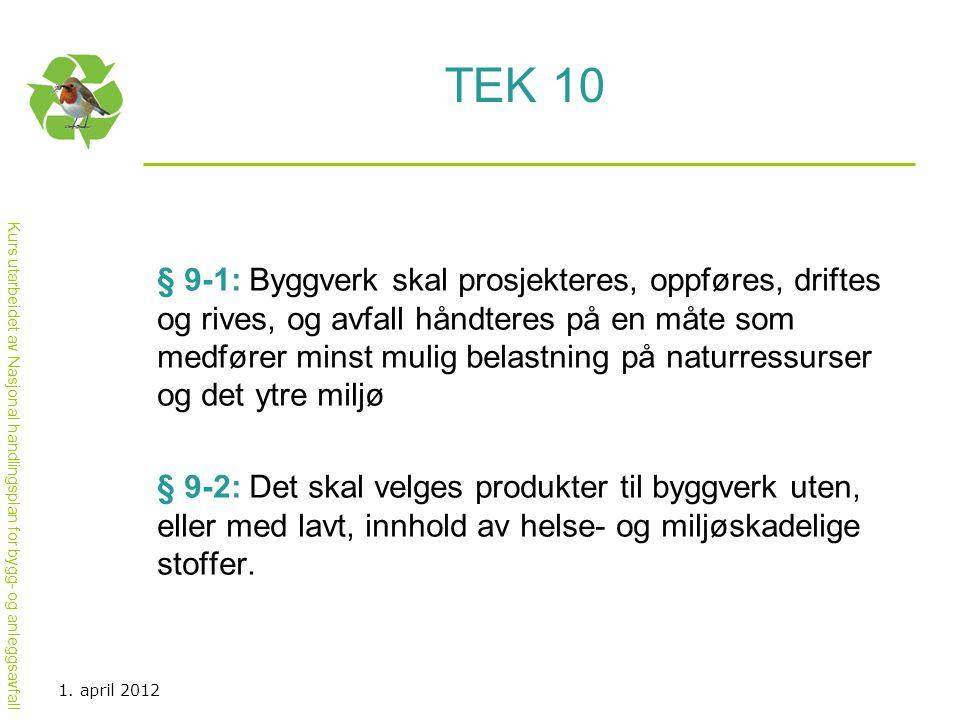 TEK 10