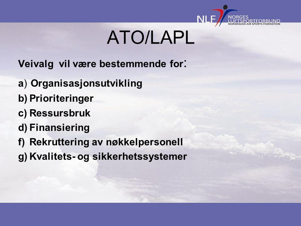 ATO/LAPL
