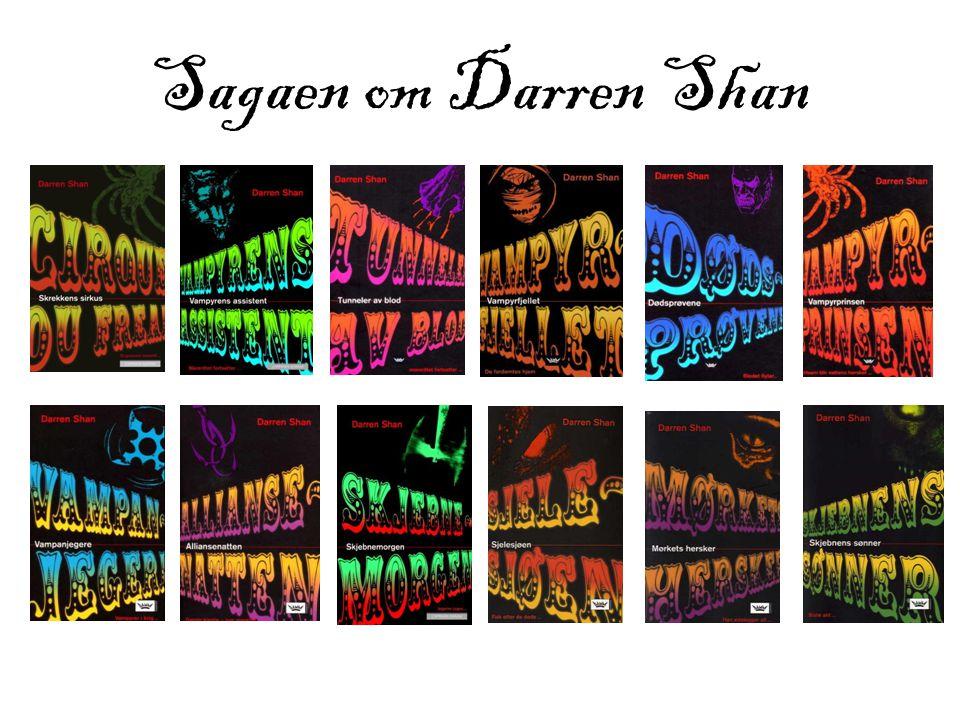 Sagaen om Darren Shan
