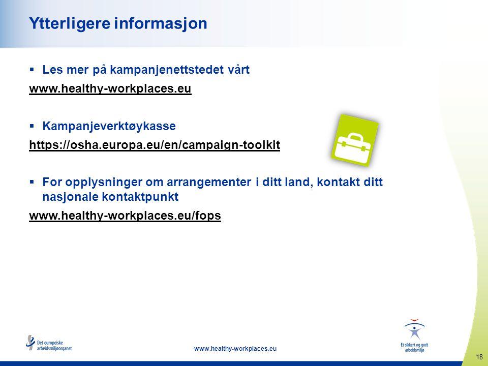 Ytterligere informasjon