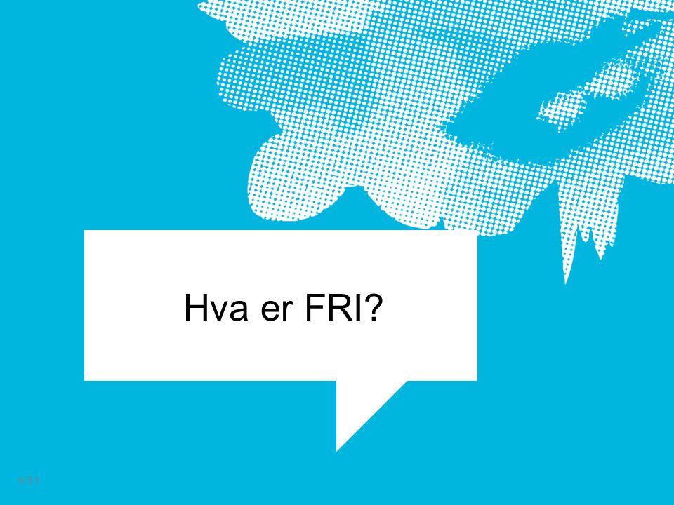 Hva er FRI 4/53