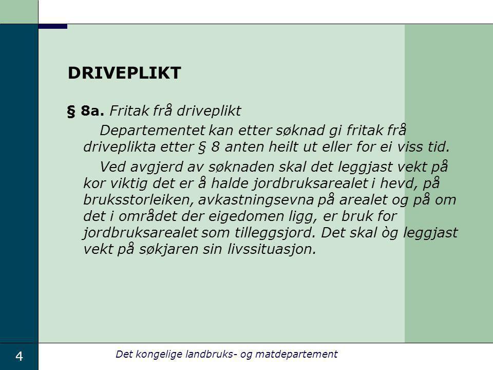 DRIVEPLIKT