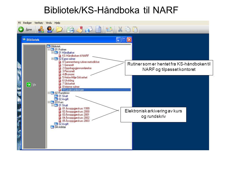 Bibliotek/KS-Håndboka til NARF