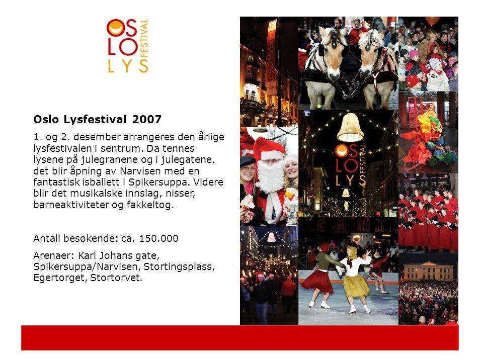 Oslo Lysfestival 2007
