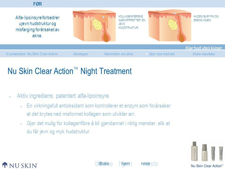 Nu Skin Clear Action™ Night Treatment
