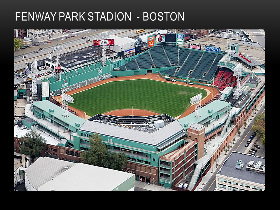 Fenway park stadion - BOSTON