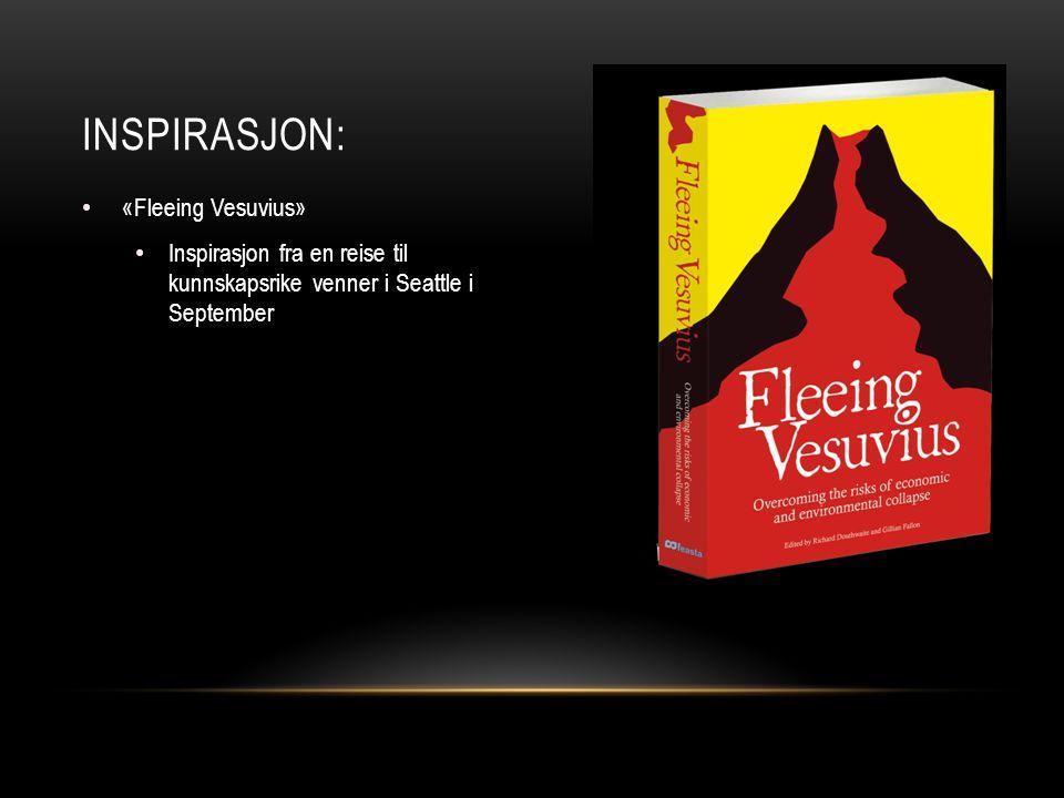 Inspirasjon: «Fleeing Vesuvius»