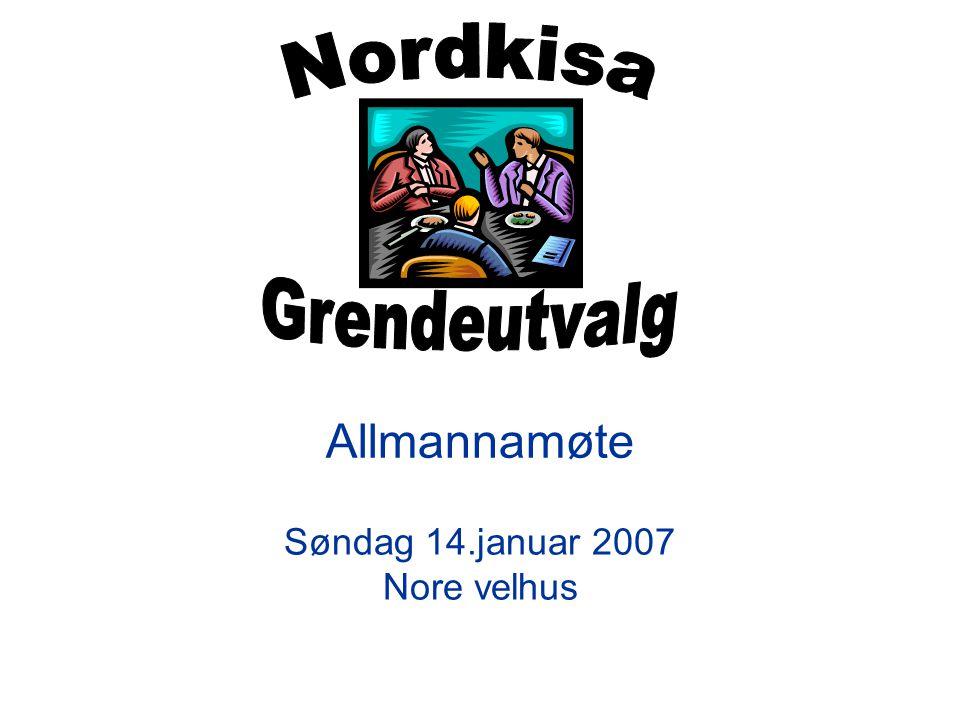 Søndag 14.januar 2007 Nore velhus