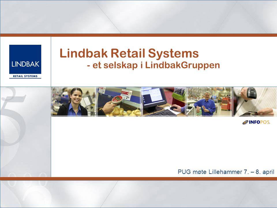 Lindbak Retail Systems - et selskap i LindbakGruppen
