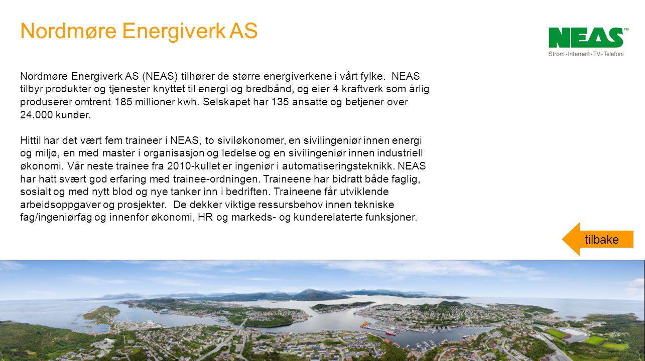 Nordmøre Energiverk AS