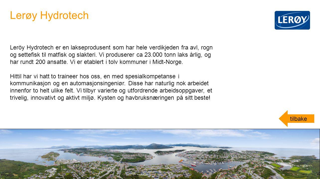 Lerøy Hydrotech
