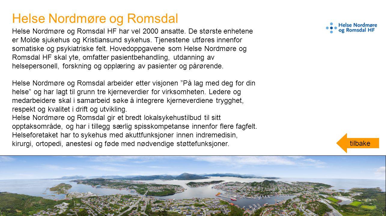 Helse Nordmøre og Romsdal