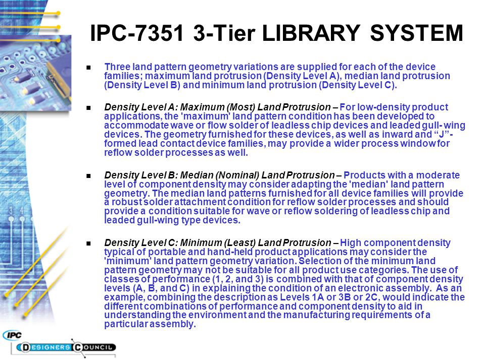 IPC Tier LIBRARY SYSTEM