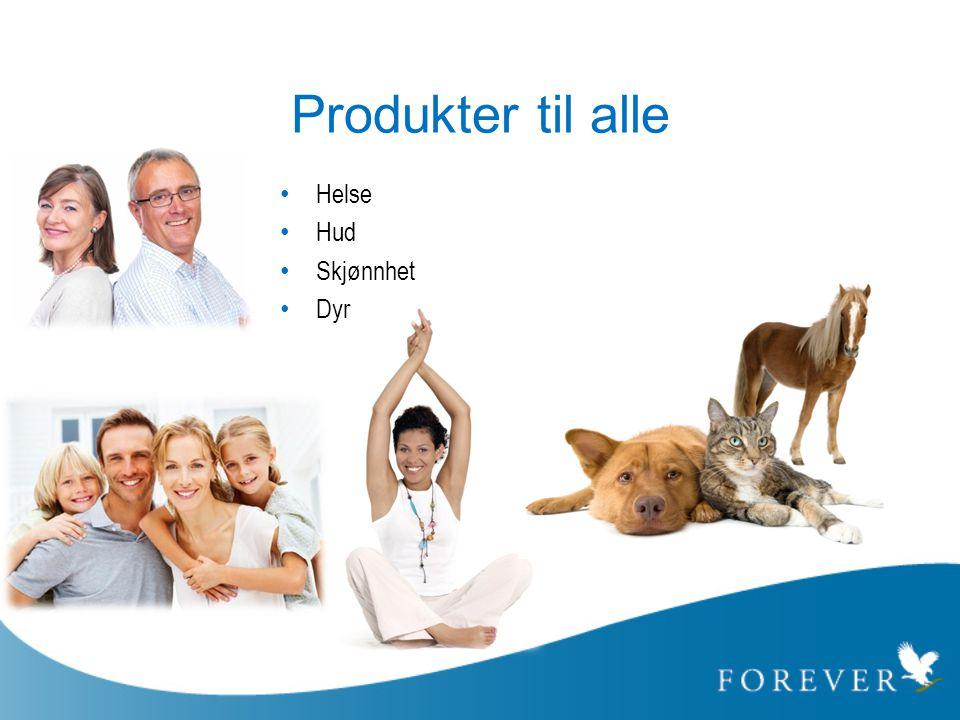 Produkter til alle Helse Hud Skjønnhet Dyr 11. Produkter til alle