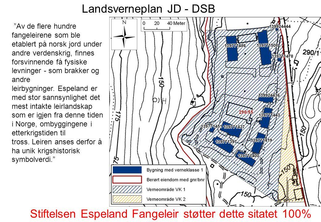 Landsverneplan JD - DSB