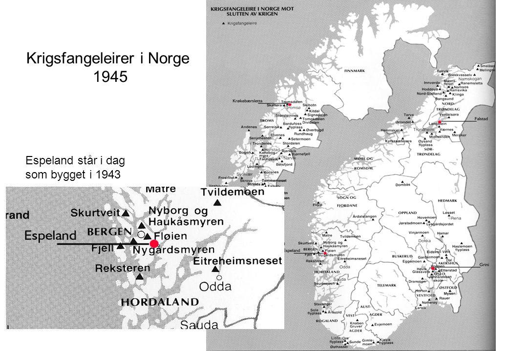 Krigsfangeleirer i Norge