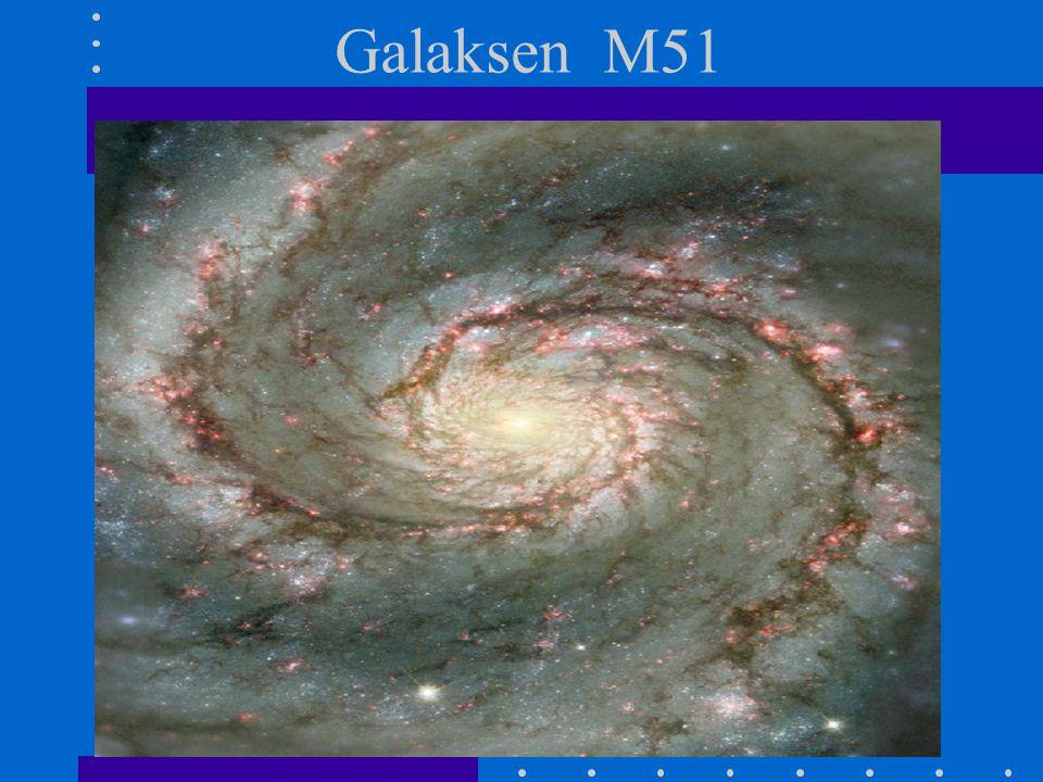 Galaksen M51