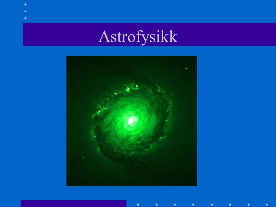 Astrofysikk
