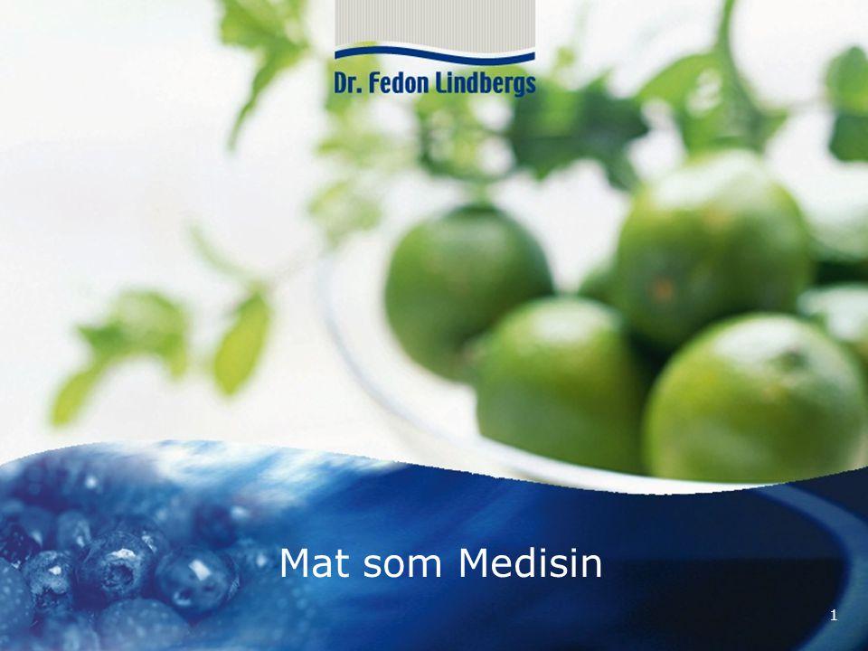 Mat som Medisin 1